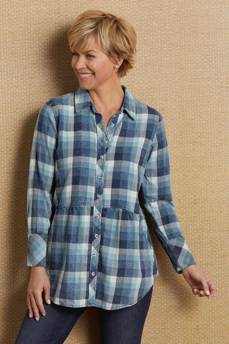 Gracie Plaid Shirt