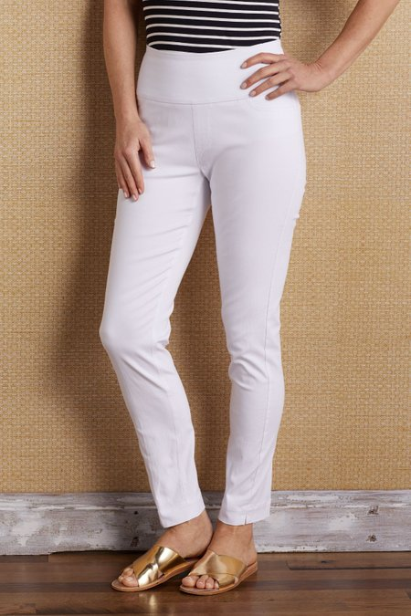 Petites Slimming High Waisted Super Stretch Pants