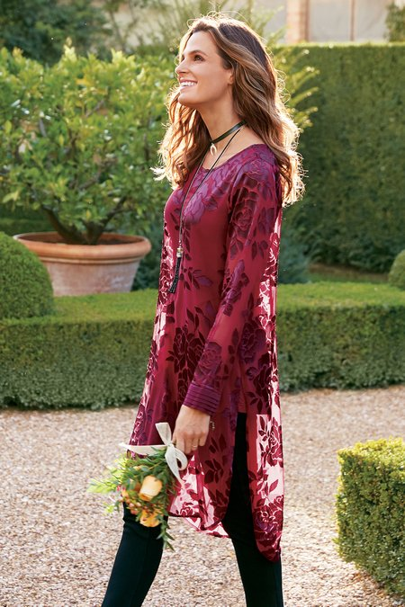 Women Scarlette Tunic