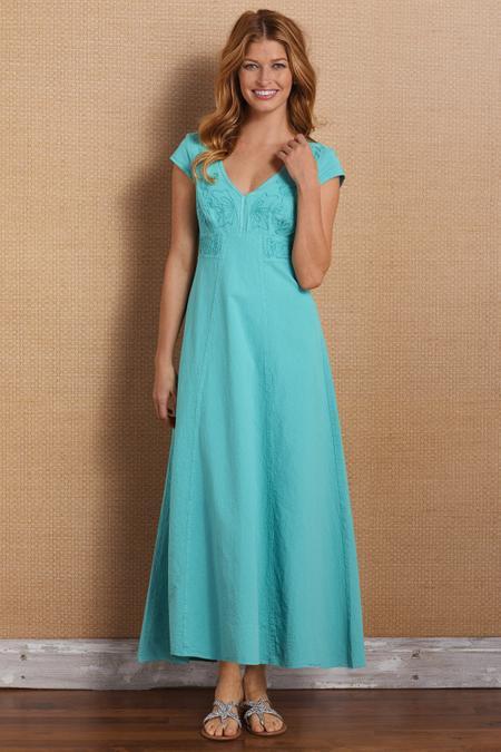Ariel Gauze Dress