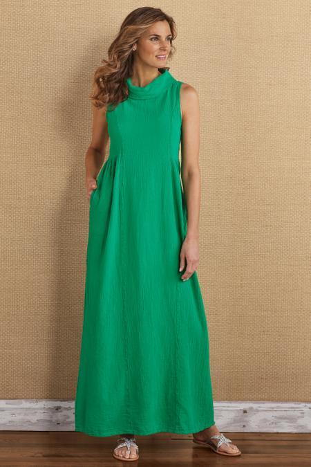 Placida Gauze Dress