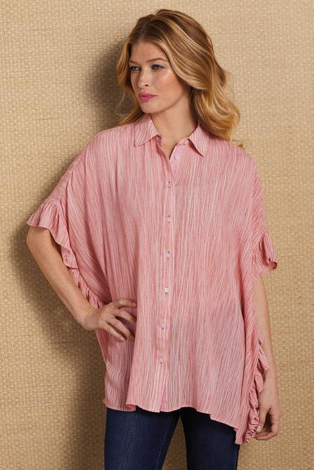 Lilou Ruffle Shirt