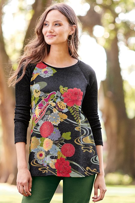Women Enigma Tunic