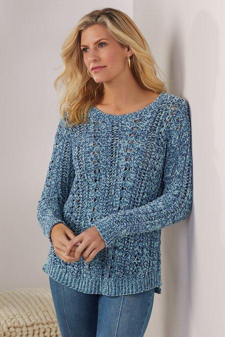 Windsor Park Chenille Sweater
