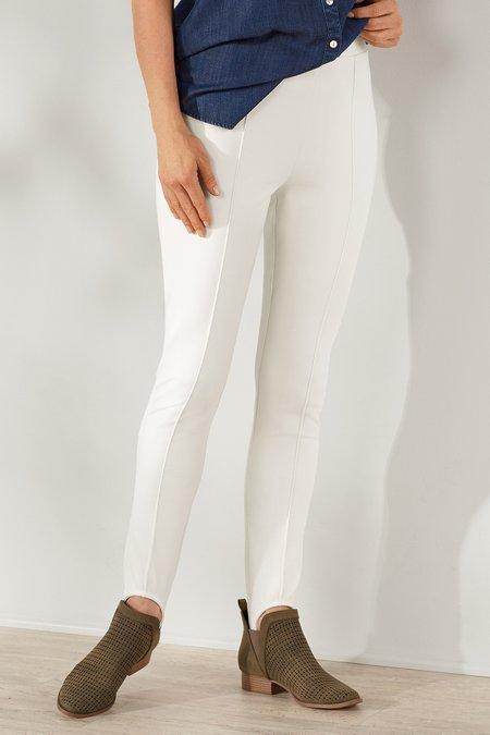 Women Lean Line Ponte Stirrup Pants