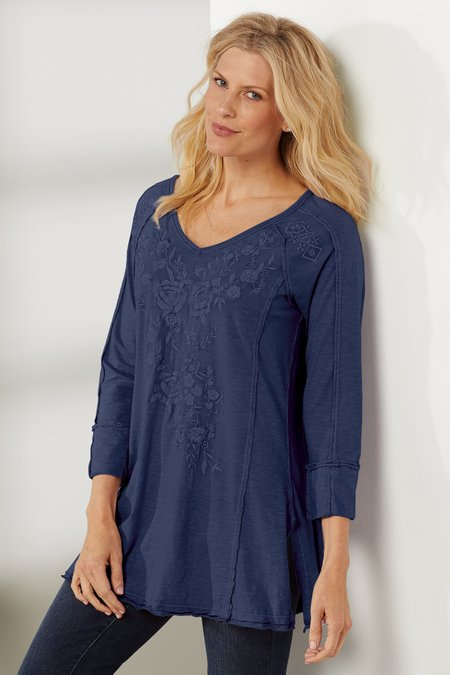 Mellie Tunic