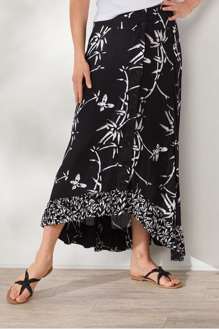 Sideswept Skirt