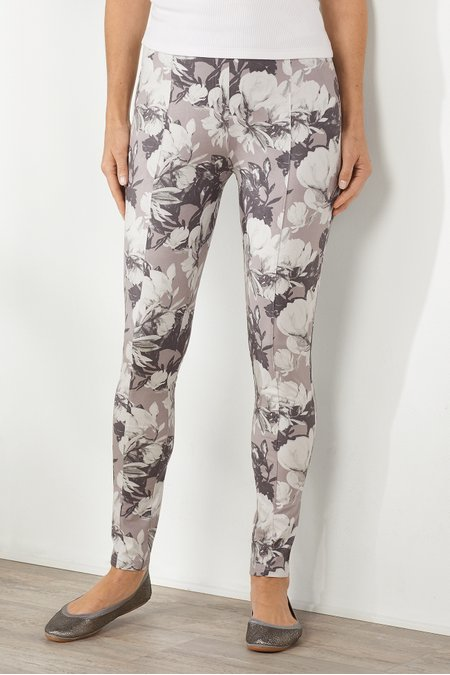 Petites Printed Ultra Soft Leggings