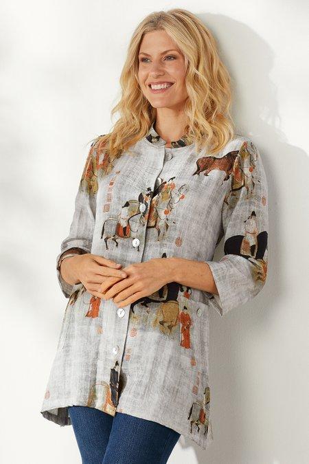 Song Dynasty Shirt