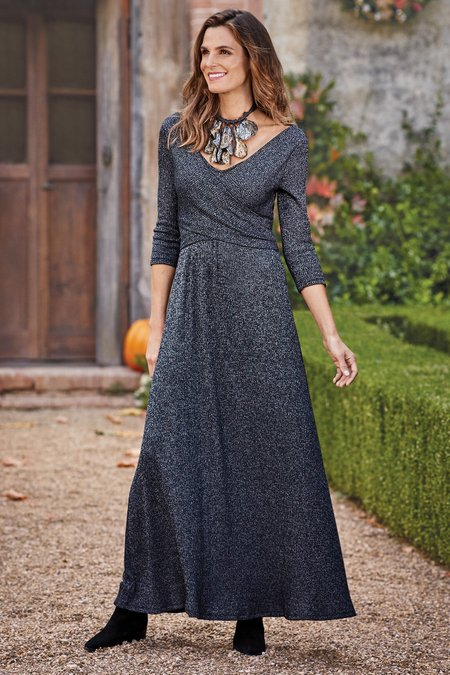 Wilhemina Maxi Dress
