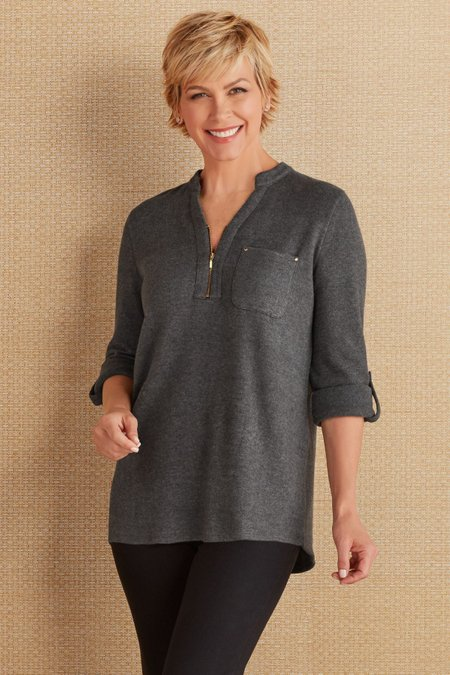 Rayleigh Pullover
