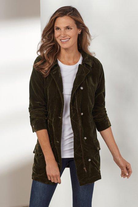 Victoria Velvet Jacket
