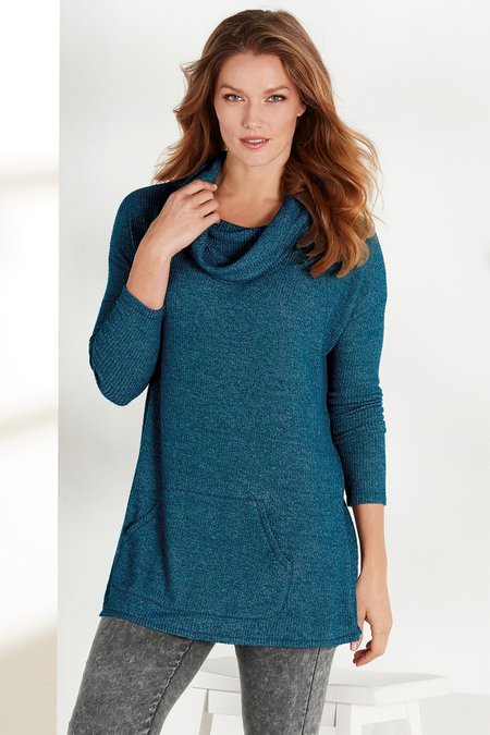 Women Easy Everyday Tunic