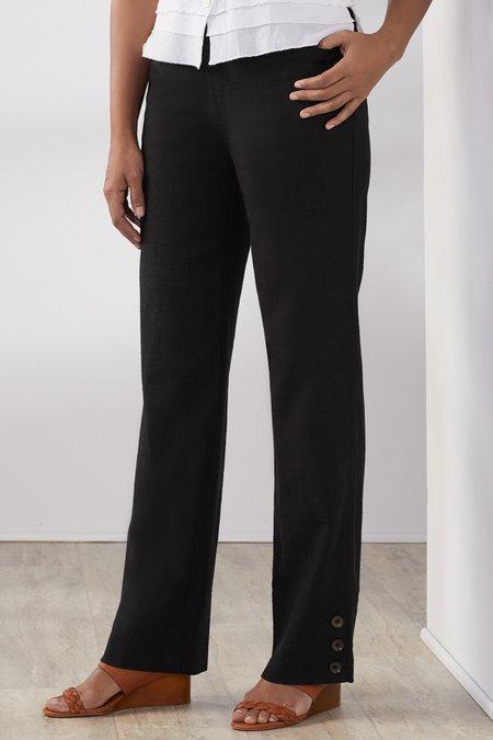 Petites Balboa Linen Pants