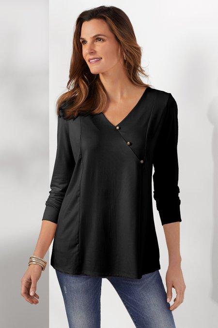 Faye Long Sleeve Top