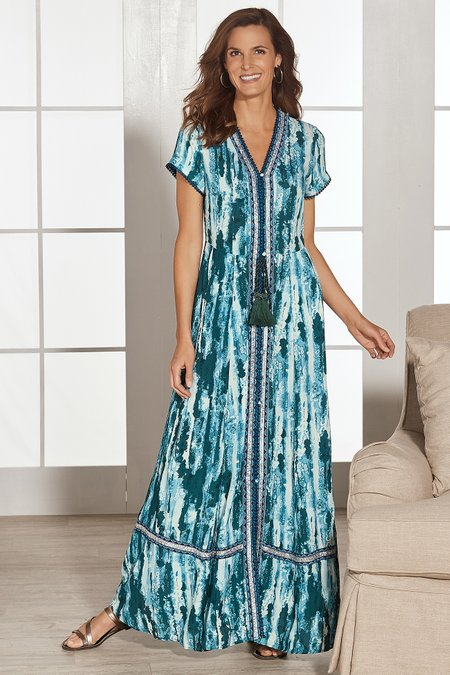 Madiera Maxi Dress