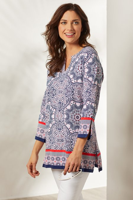 UPF 50+ St. Lucia Tunic Top