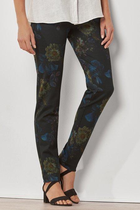 Petites Nightfall Floral Pants