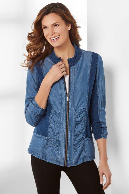 Kendra Zip Jacket