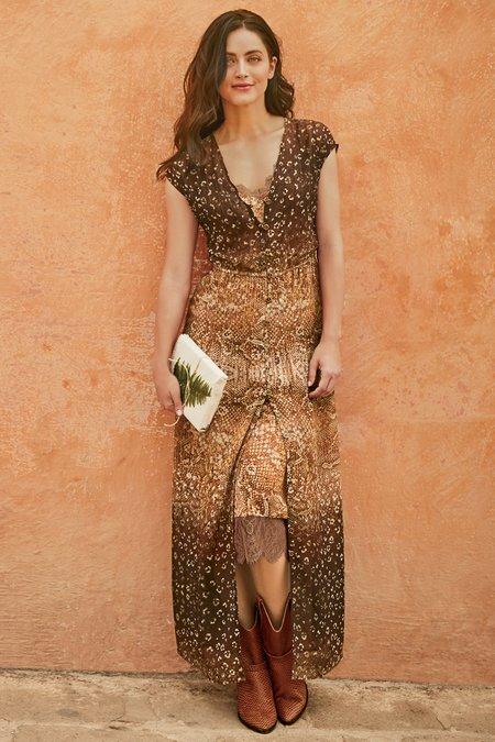 Catriona Chiffon Dress