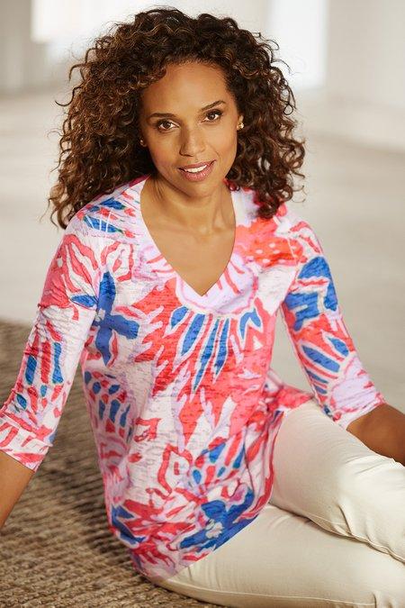 Women Aloha Tunic