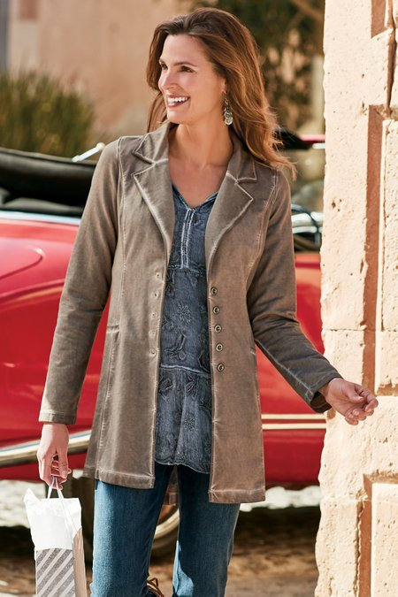Women Pressley Jacket