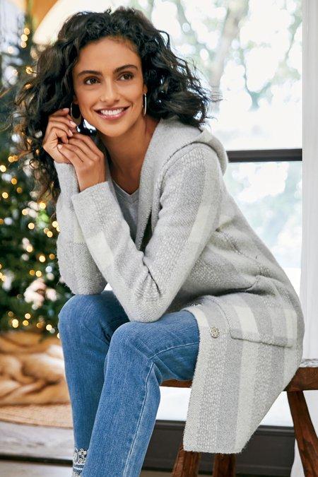 Petites First Fall Sweater Coat