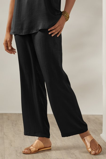 Chic and Easy Satin Pants