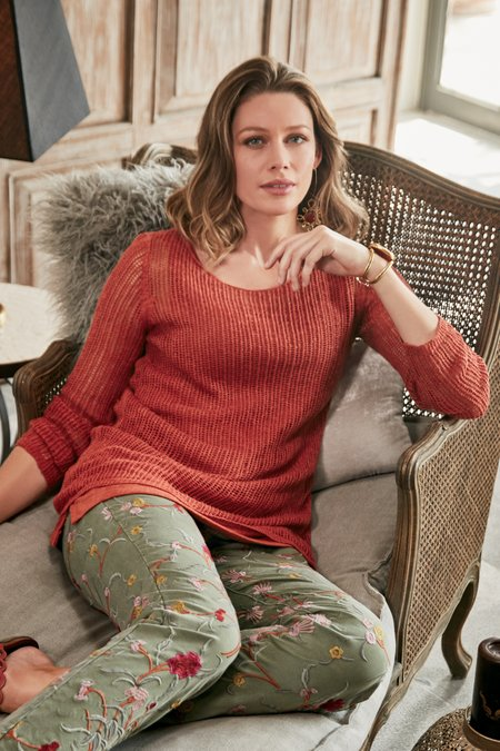 Women Allegra Sweater