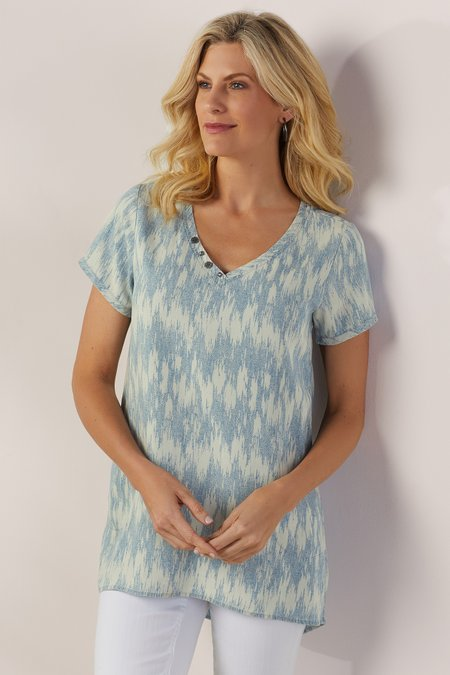 Dive In Tunic