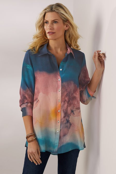 Summer Sunset Shirt