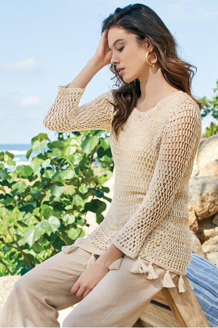 La Mamounia Sweater & Tank