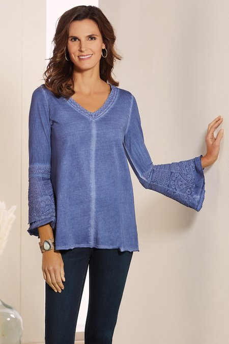 Women Jordan Creek Tunic