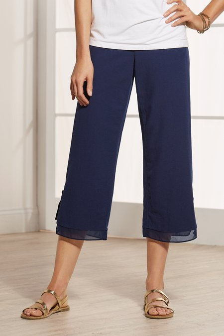 Althea Cropped Pants