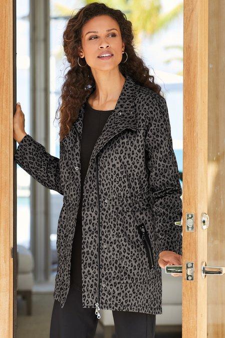 Leopardess Jacket