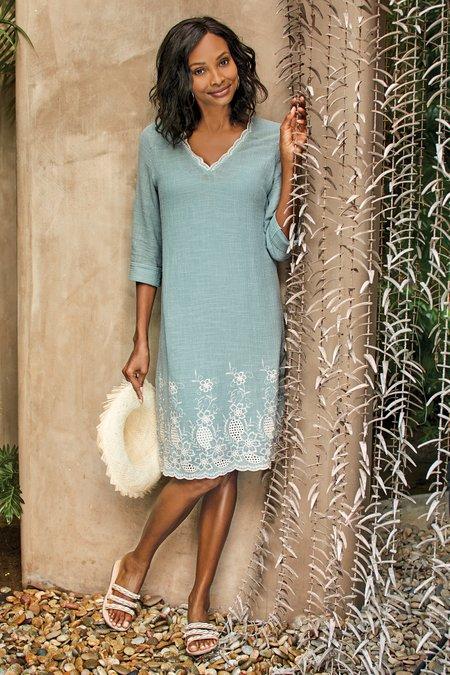 Pissarro Dress & Slip