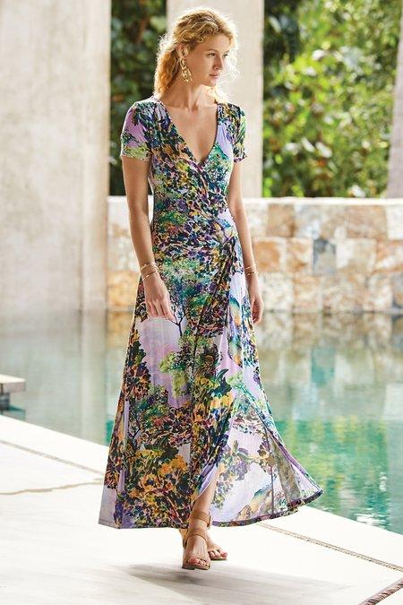 Joli Jardin Dress