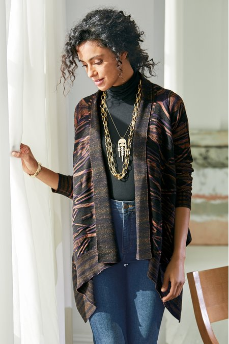 Where Time Stops Cardigan