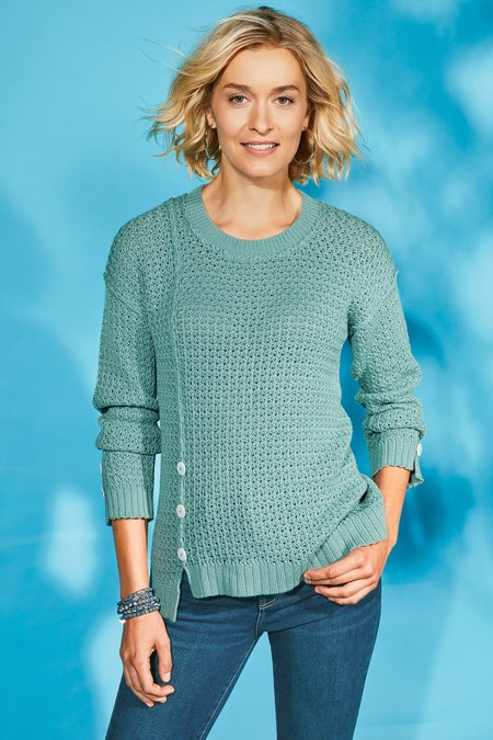 Touch of Cashmere Leander Sweater