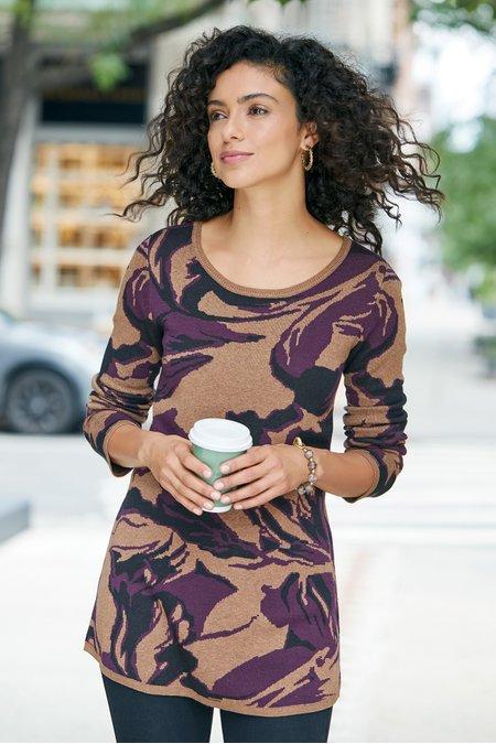 Byzantium Sweater
