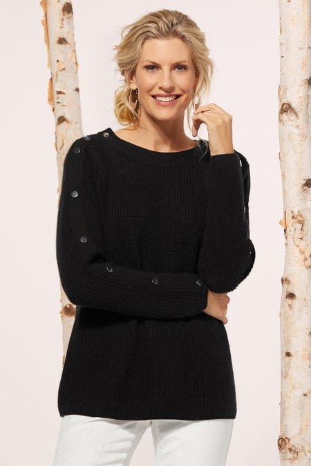 Micaela Cashmere Sweater