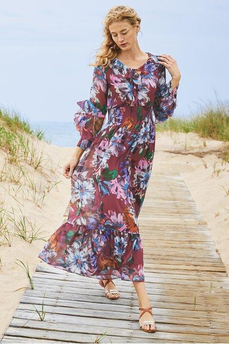 Fiore Rosa Dress