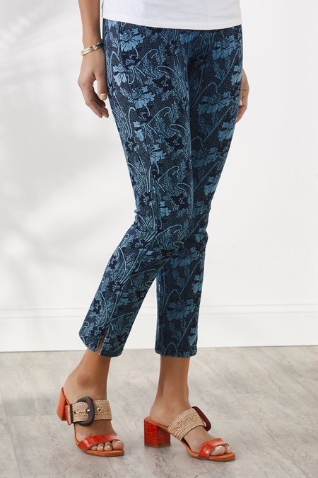 The Ultimate Cropped Legging
