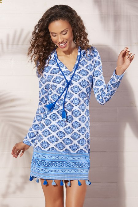 Cabana Life Coverluxe Hooded Cover Up