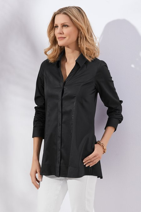Women Perfect Seams Shirt