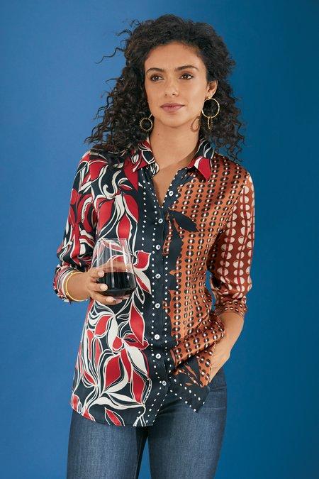 Tigris Silk Shirt