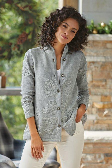 Regina Sweater Jacket