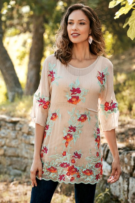 Women Mariella Tunic