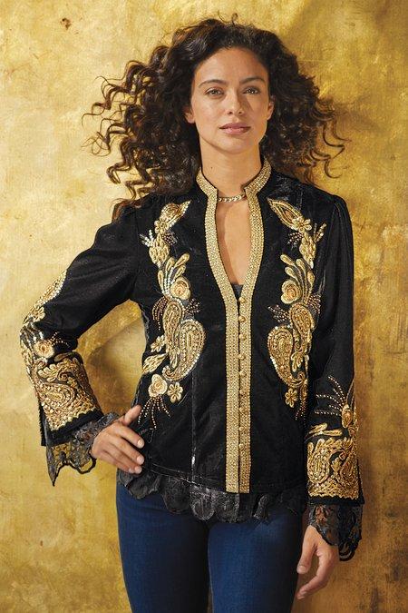 Women Tudor Jacket