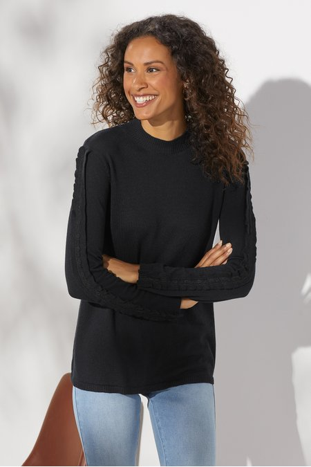Hot Toddy Sweater